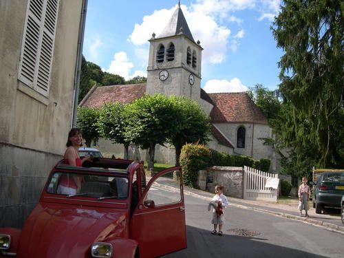 Taxi Ronquerolles (95340)