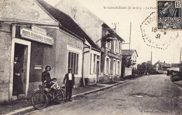 Taxi Tacoignières 78910